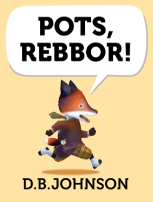 Pots, Rebbor! Apple iBook for Children