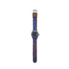 MILITARY INSPIRED WATCH STRAP-NAVY BLUE KAYAKS