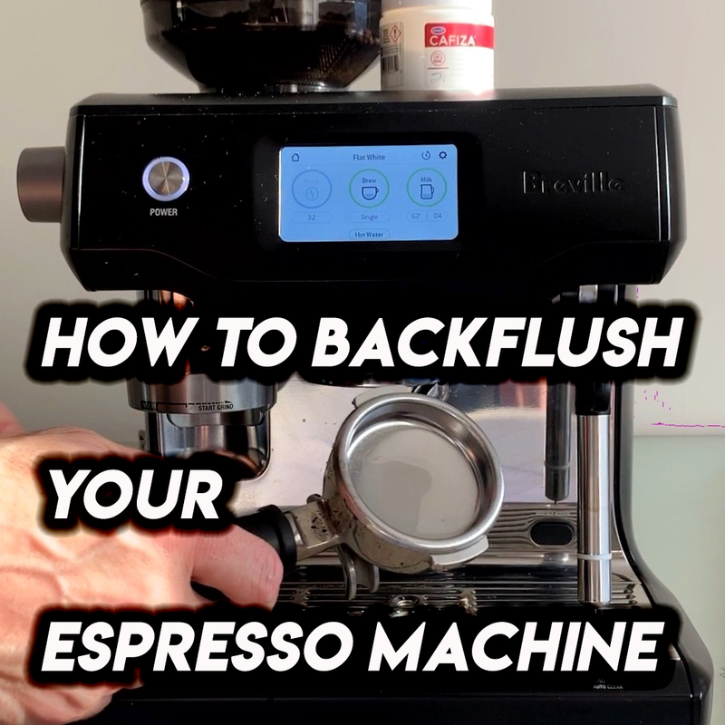 How to clean your coffee machine