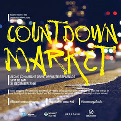 connaught countdown market