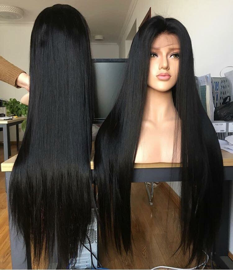 Brazilian Mink Straight Unit