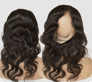 Brazilian Body Wave 360 Frontal