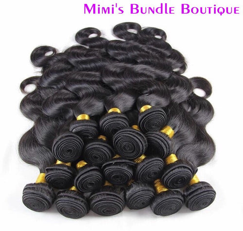 Brazilian Body Wave Mink Collection