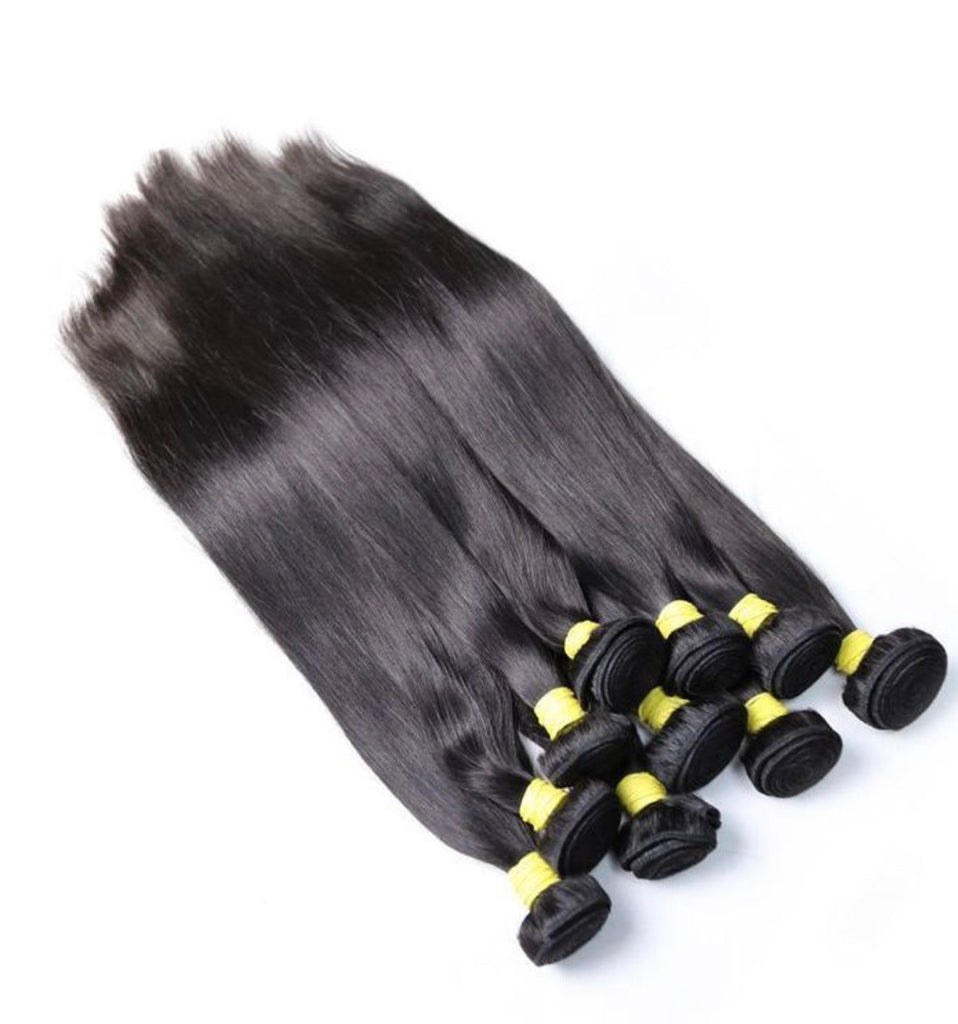 Indian Pressed Silk Straight