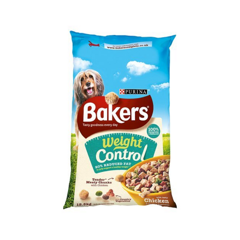 Bakers Complete Weight Control (Light) 12.5kg