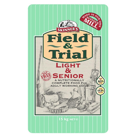 Field & Trial  Light & Senior 15kg