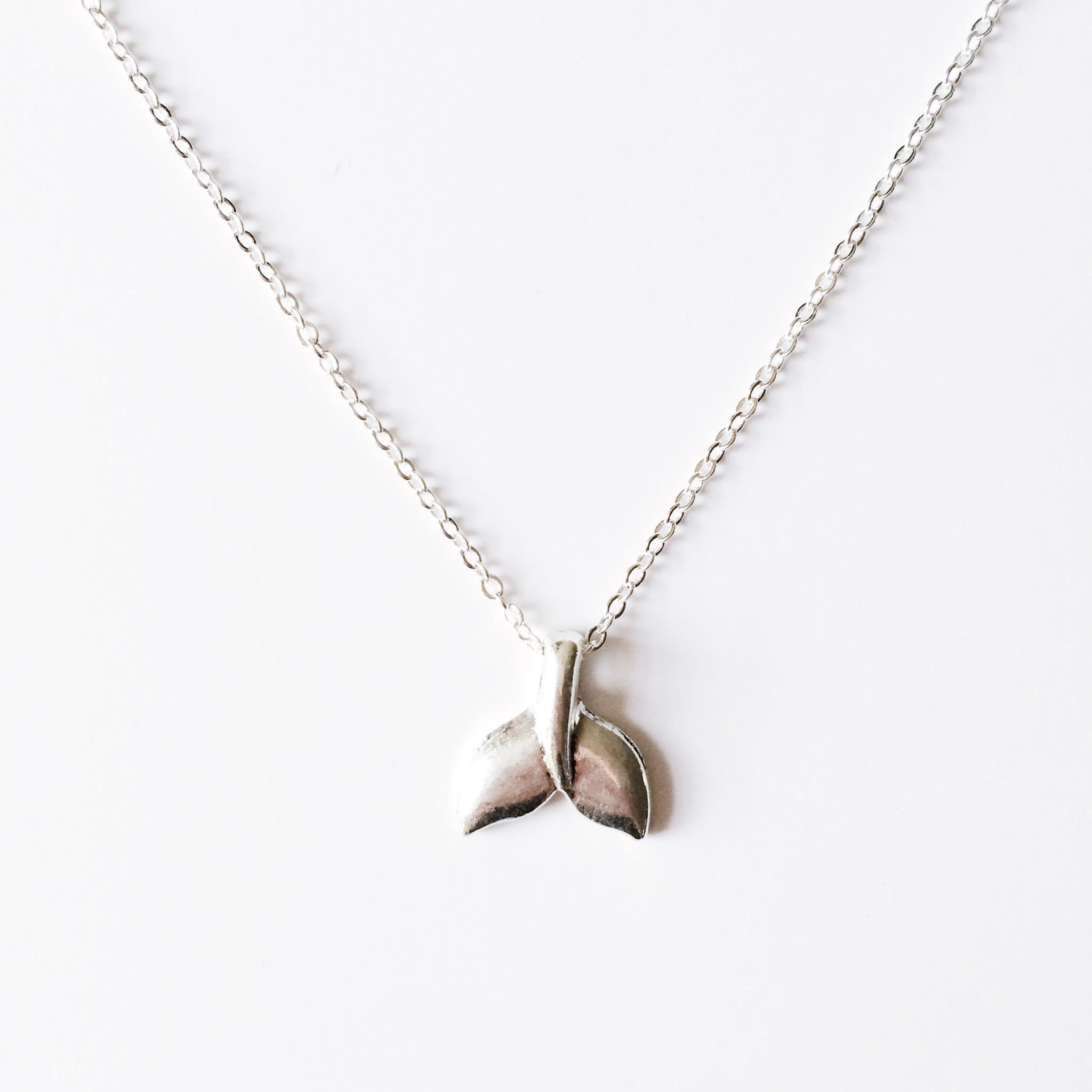 Whale Tail Necklace