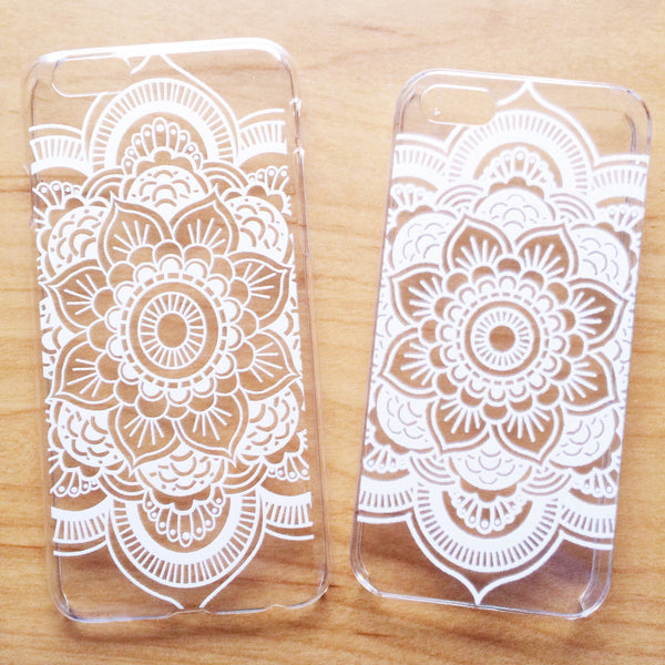 Flower Mandala Phone Case