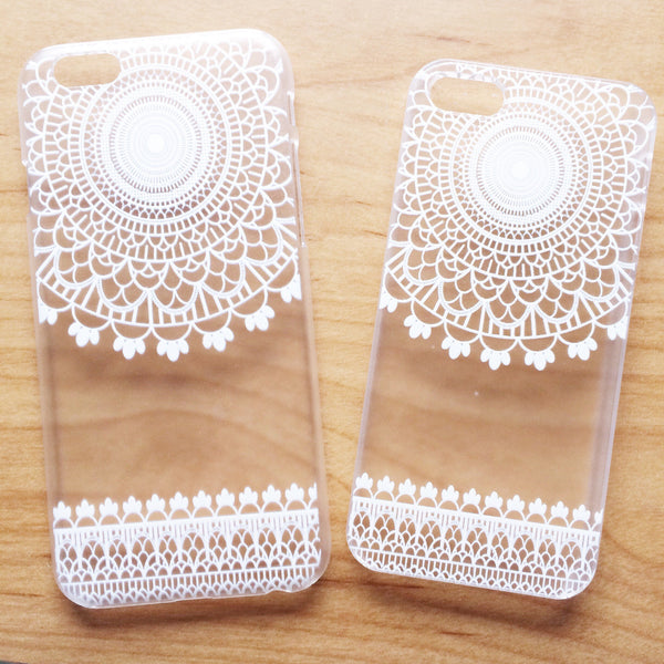 Mandala Sun Phone Case