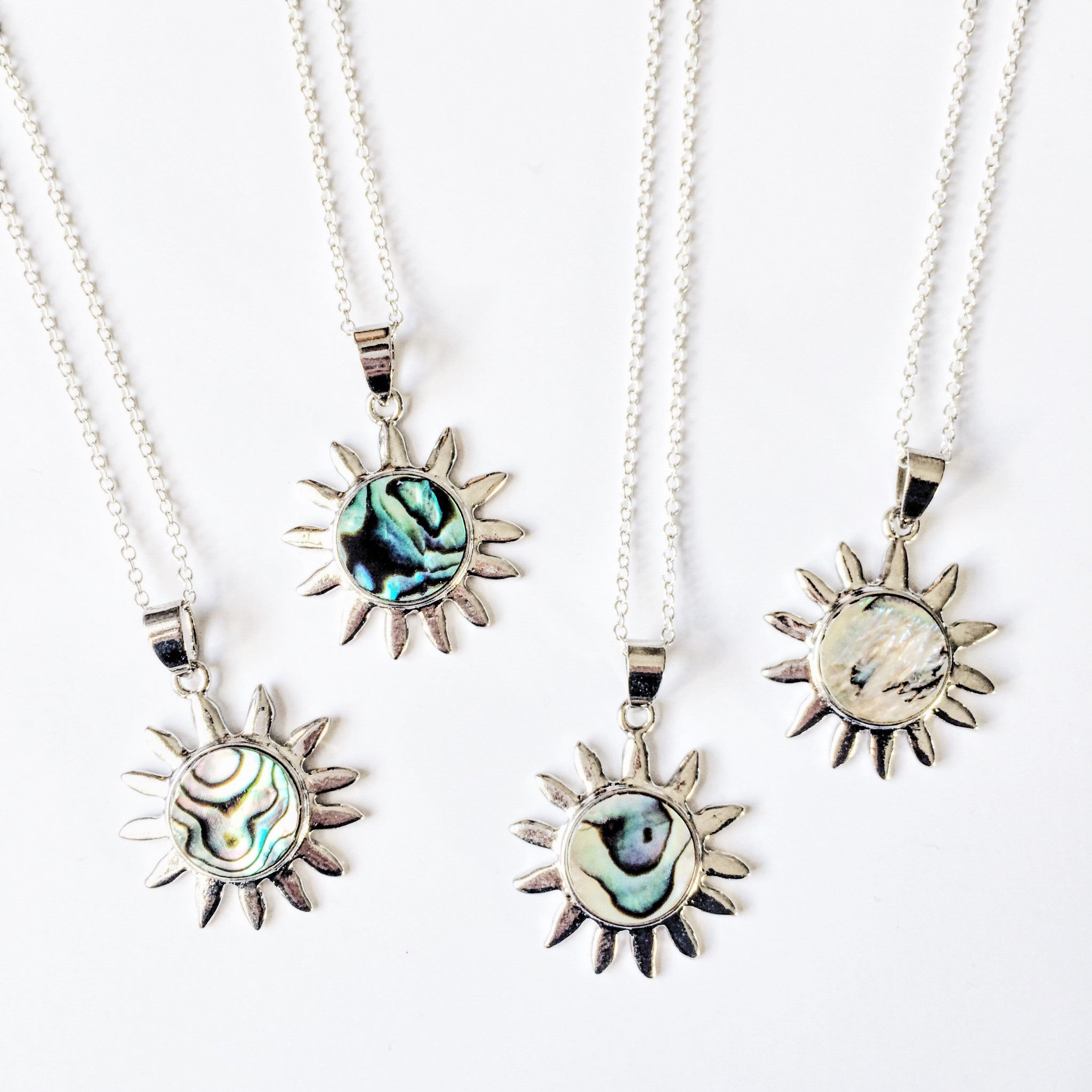 Solaris Sun Necklace