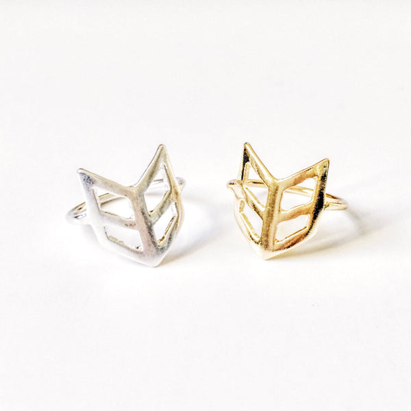 Chevron Arrow Ring
