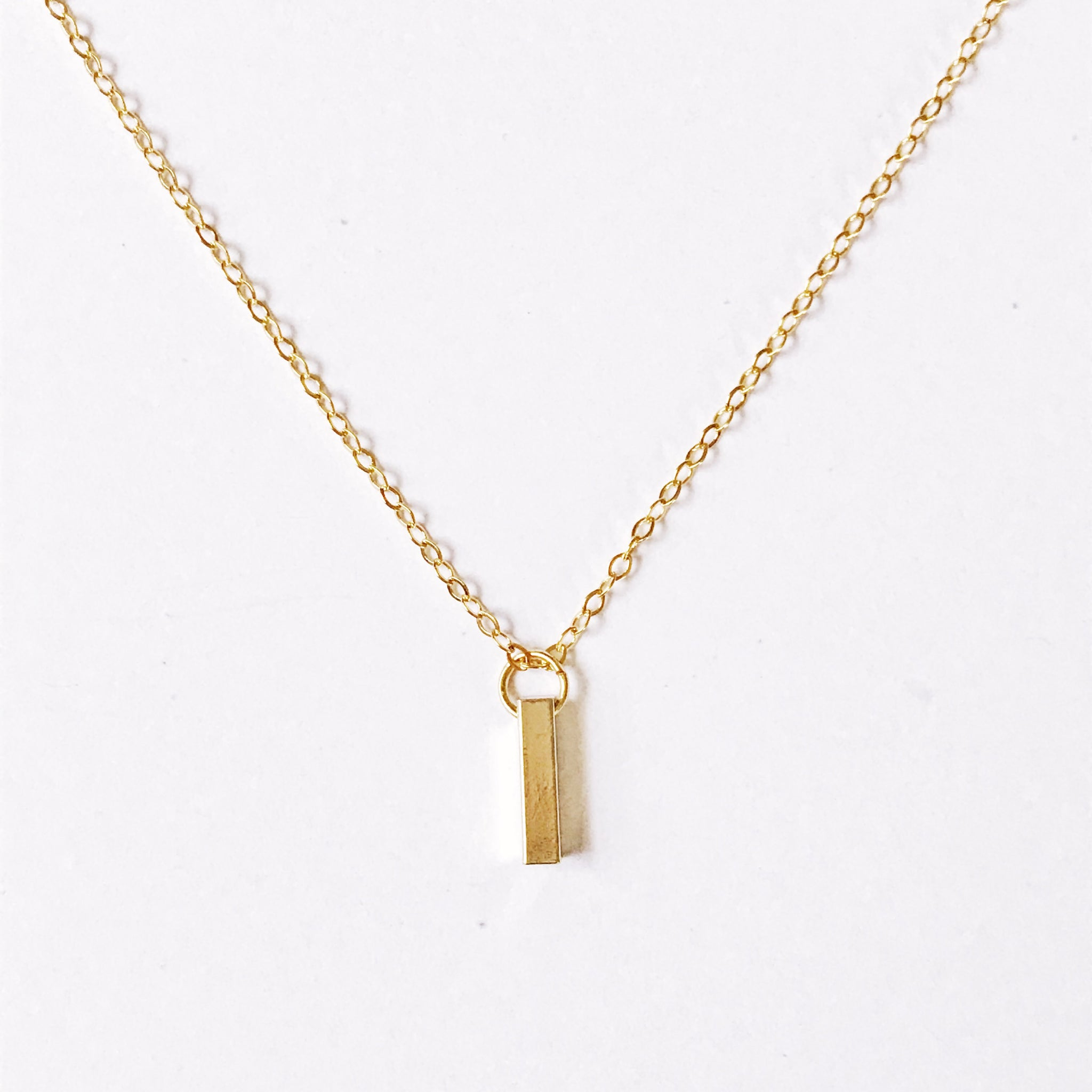 Mini Bar Necklace