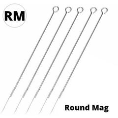 Tattoo Needles - Round Magnum - SINGLE NEEDLE TATTOO