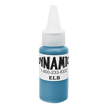 Dynamic Blue Tattoo Ink - 28ml (1oz)