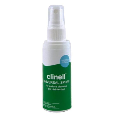 Clinell Universal Disinfectant Spray 60ml - SINGLE NEEDLE TATTOO