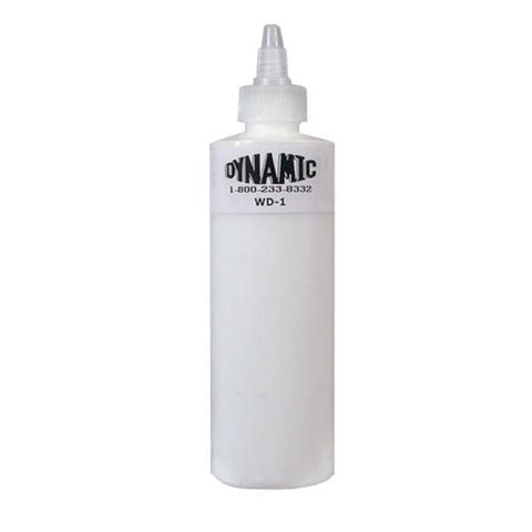 Dynamic White Lining & Shading Tattoo Ink - 227ml (8oz)