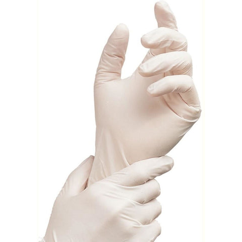 Individually Wrapped Sterile Gloves S/M/L - SINGLE NEEDLE TATTOO