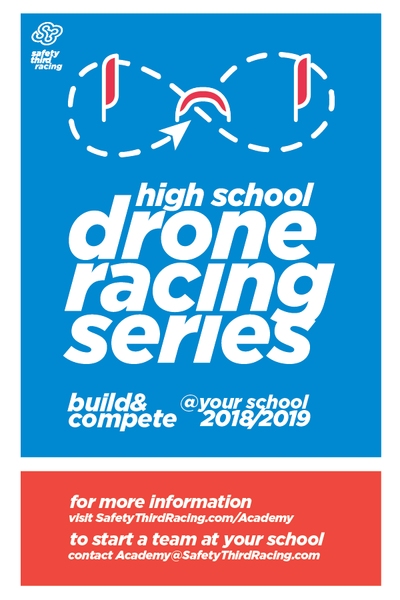 S3RA - Scholastic Drone Racing League #GLS190522