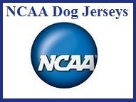 NCAA College Dog Sports Jerseys