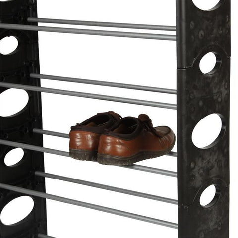 Durable 10 Tiers Shoe Rack