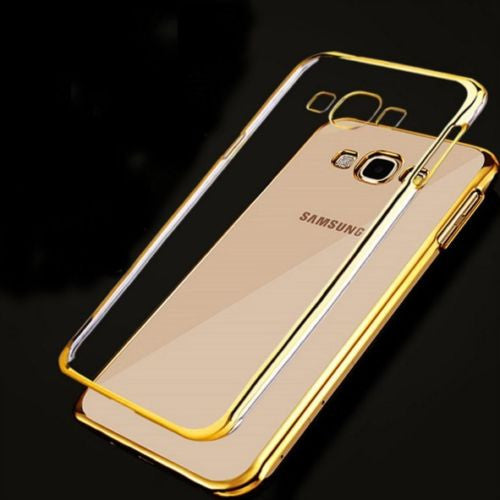 MEEPHONE COVER CASE WITH GOLDEN EDGES FOR SAMSUNG GALAXY ON5