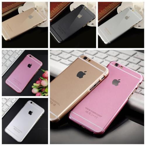 PREMIUM PURE LUXURY LOOK OF HARD BACK COVER CASE FOR IPHONE 6 /6S /6S PLUS
