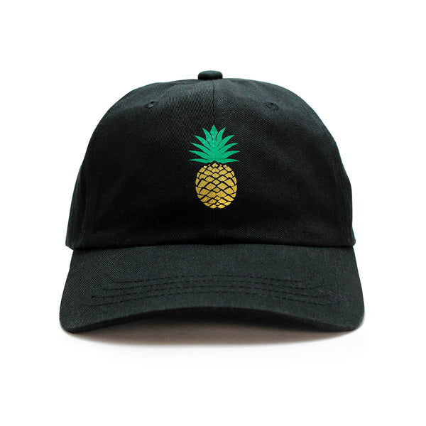pineapple black front