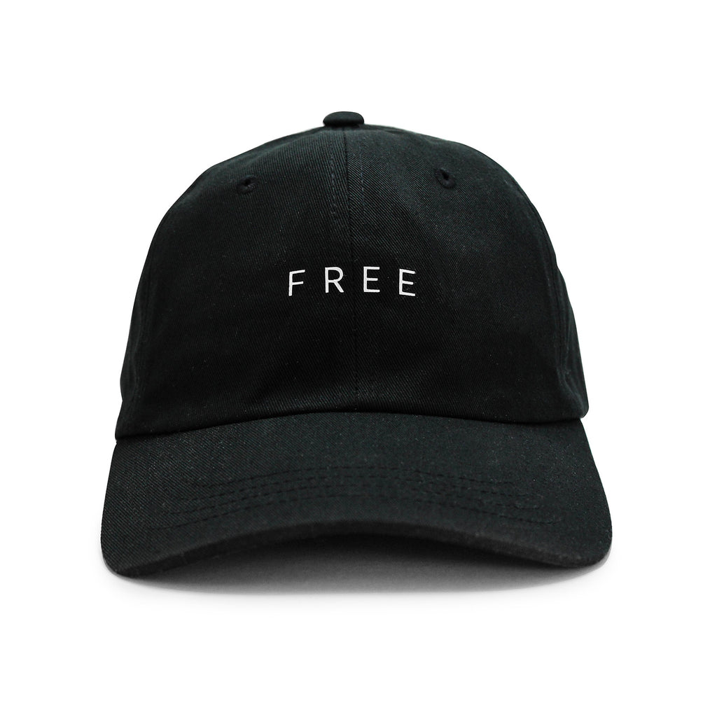 Free Black Front