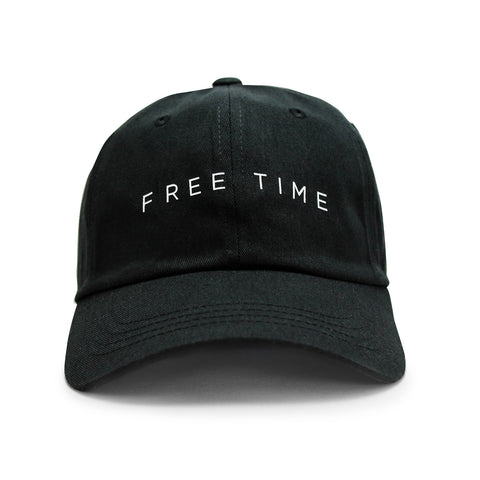 Free Time Black Front
