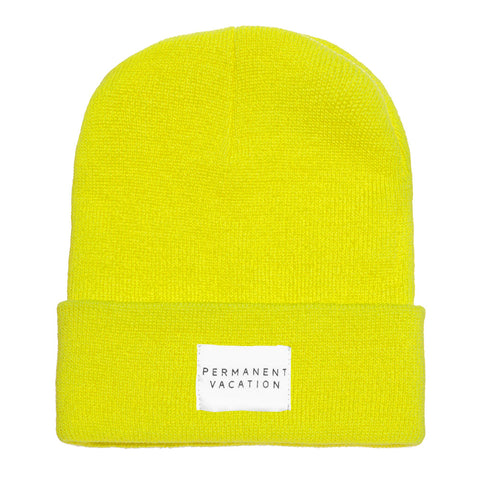 Emergency Yellow PV Toque
