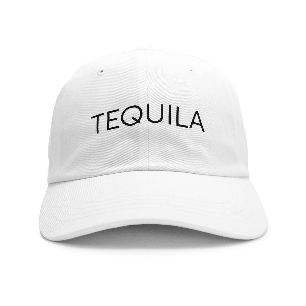 Tequila White Front