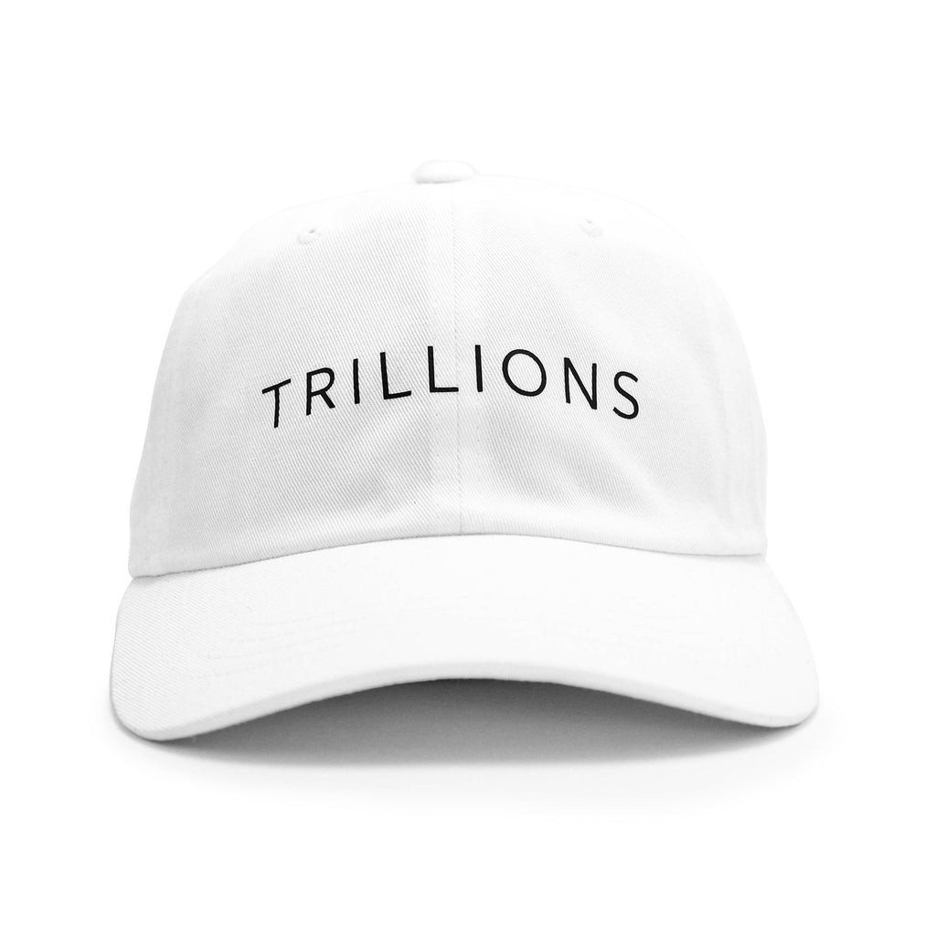 Trillions White Front