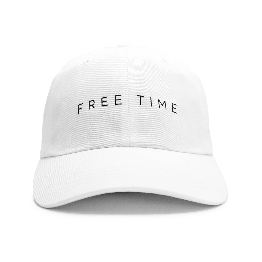 Free Time White Front