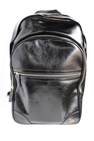 Black Matte Backpack