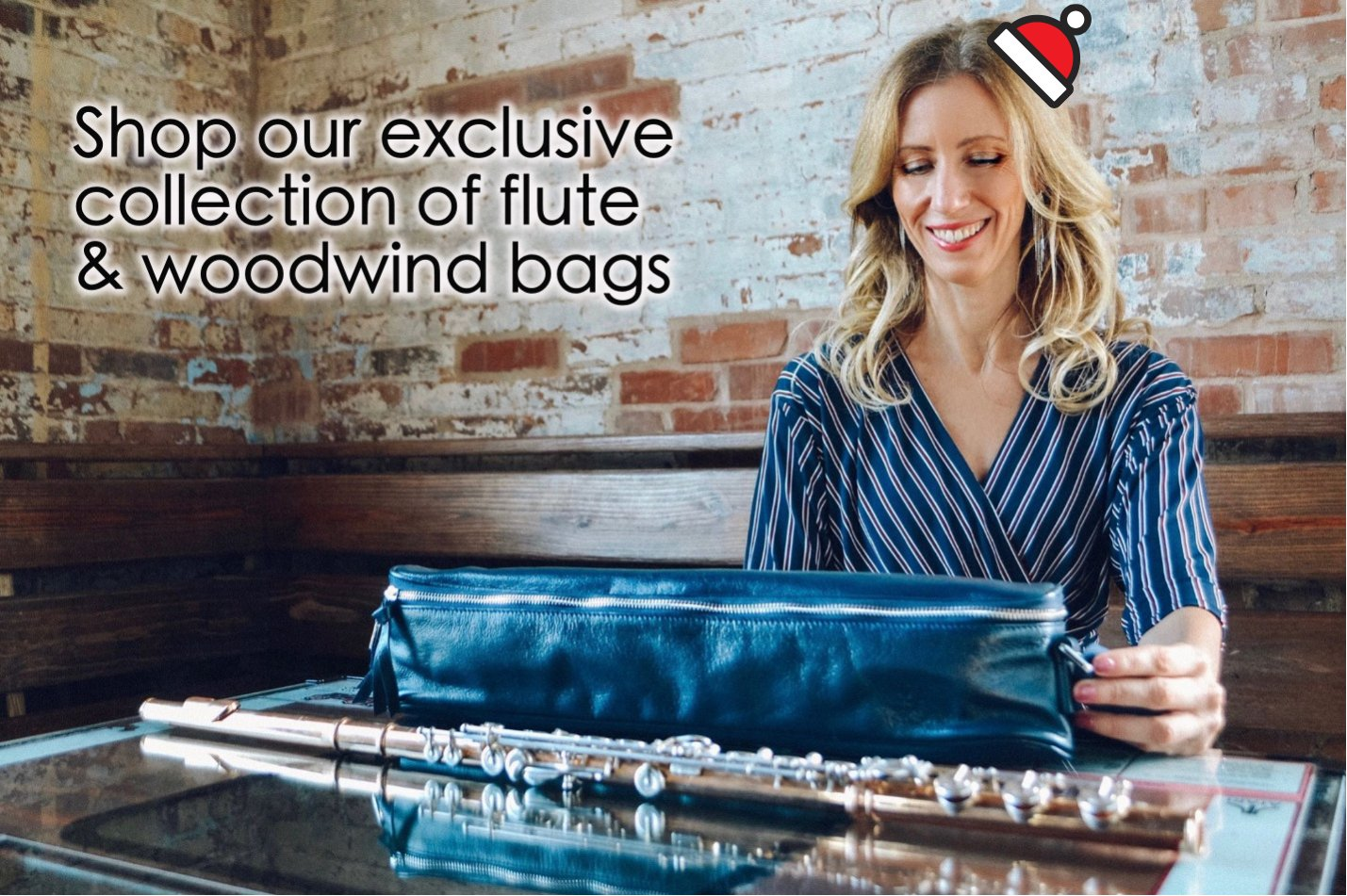Fluterscooter Flute Bags