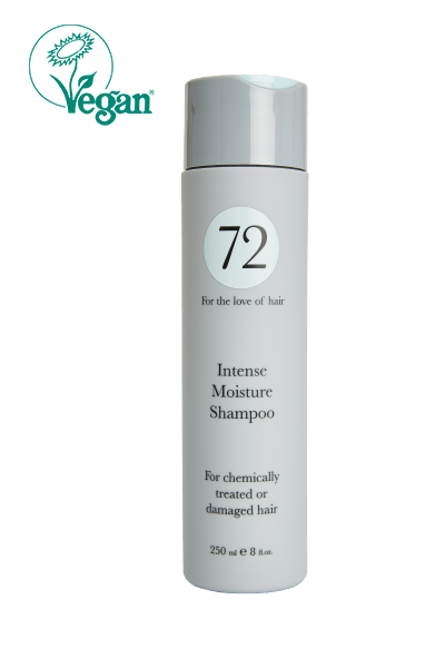 72 Intense Moisture Shampoo 250ml