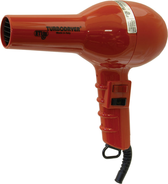 ETI Professional Turbodryer 2000 - Red