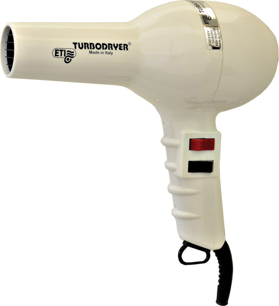 ETI Professional Turbodryer 2000 - White