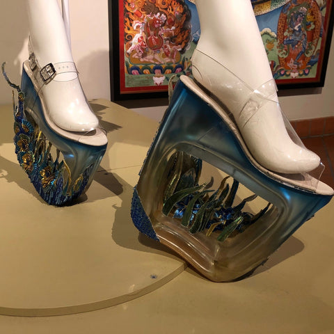 Guo Pei Platform Shoes
