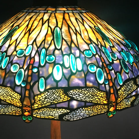 Tiffany Glass Shade