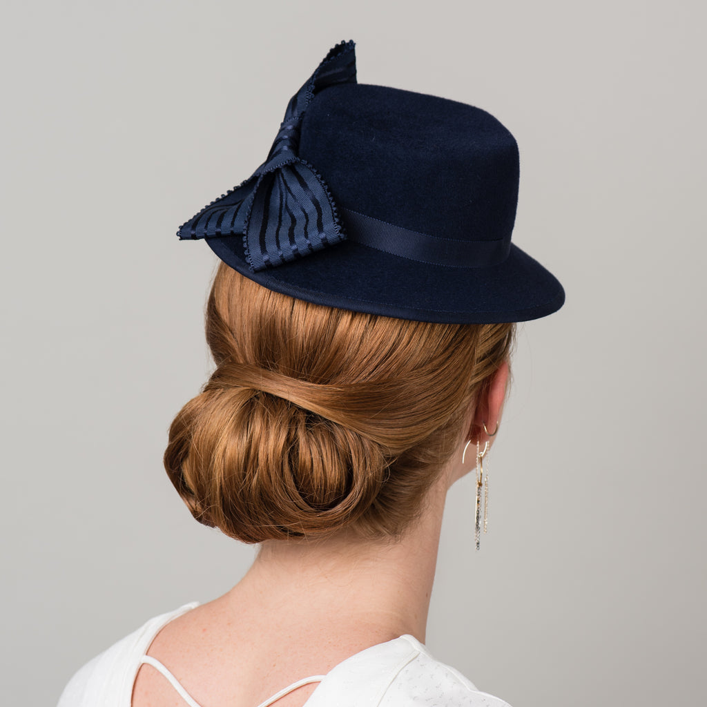 Cosette ~ Navy Blue