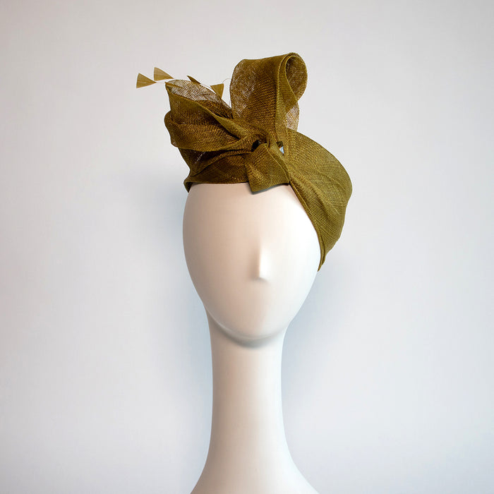 Briony ~ Olive Green
