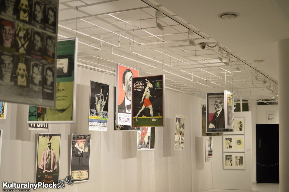Andrzej Klimowski Poster Exhibition at PGS