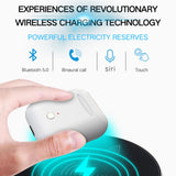 True Wireless Touch Control Earbuds Bluetooth V5.0