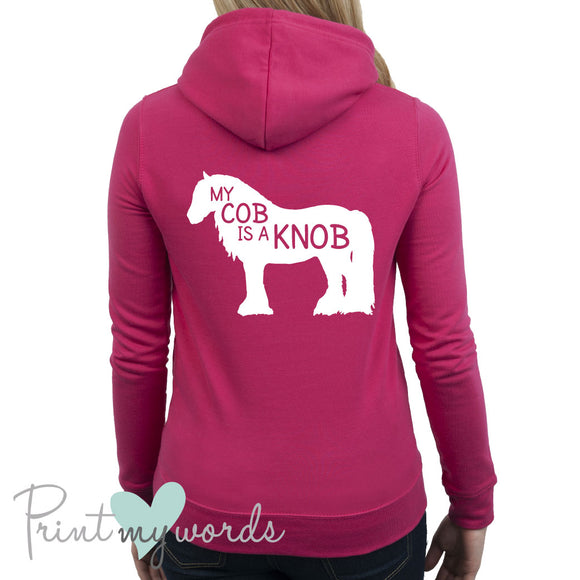 Hardest Part Of Horse Riding Is The Ground Birthday Funny Girls Kids Hoodie