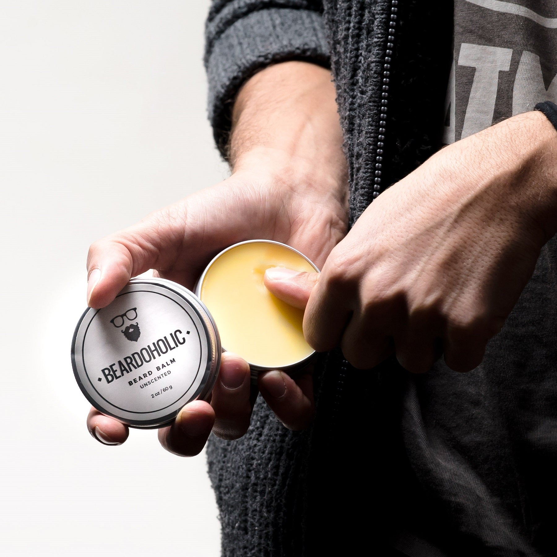 Beardoholic Beard Balm - Sweet Orange - Usage