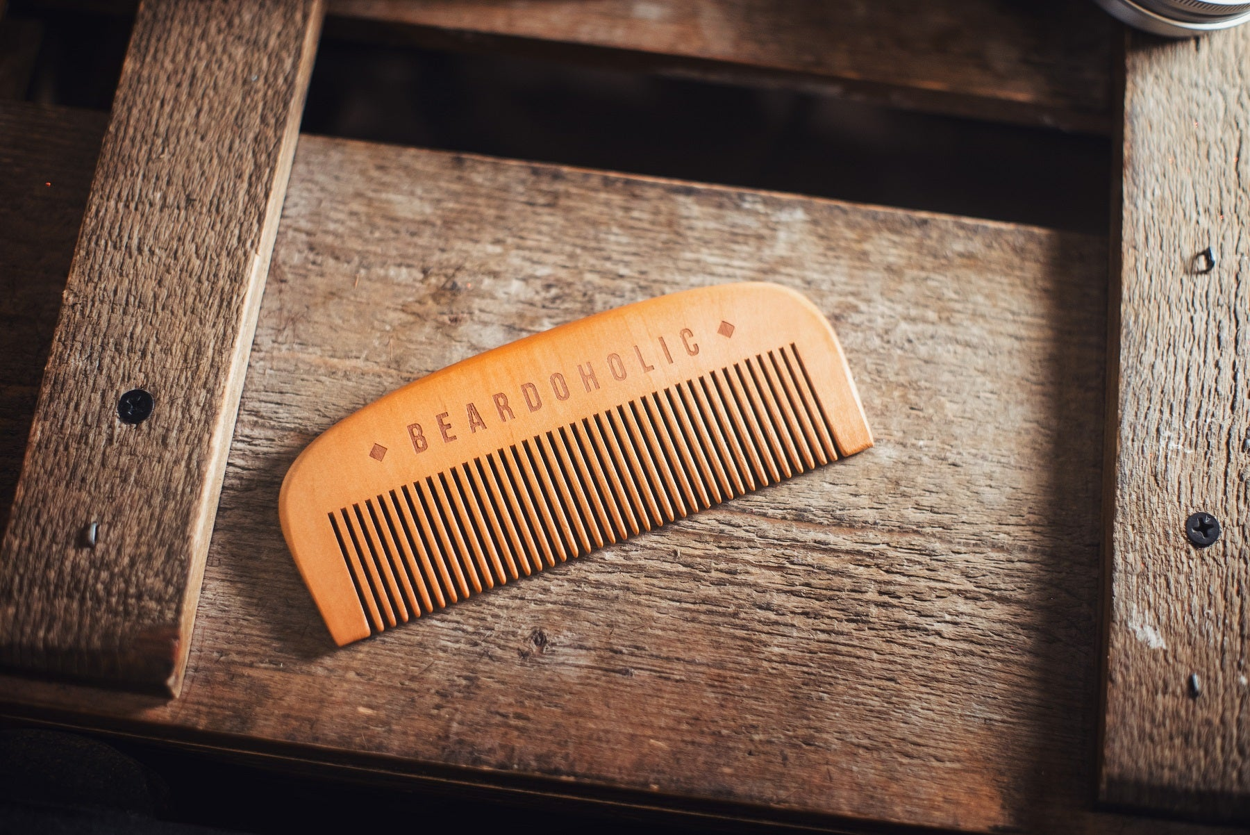 Beardoholic Beard Comb