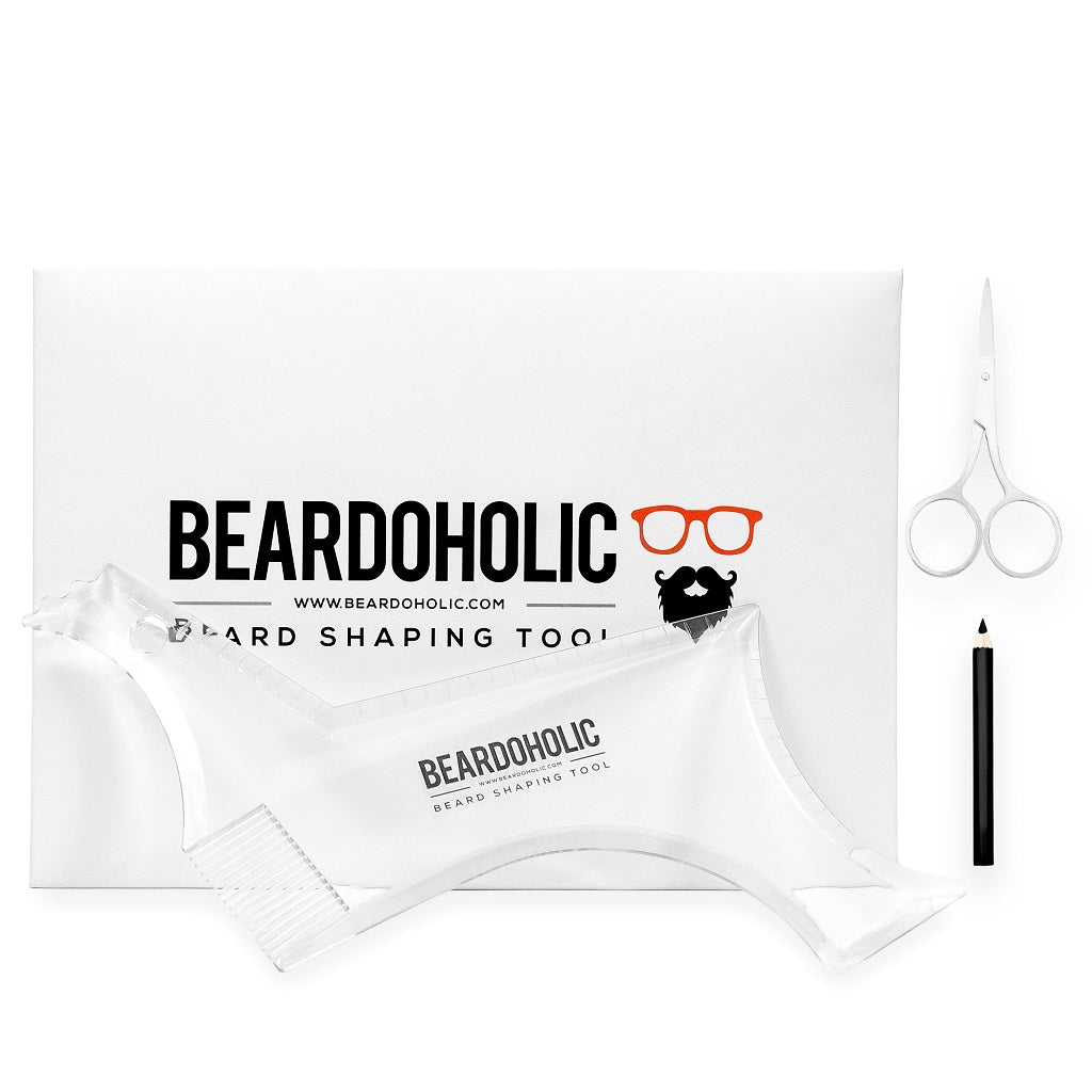 4  All-in-One Beard Shaping Tool