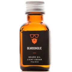 2. Premium Beard Oil - Light Cedar