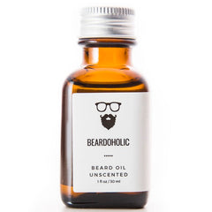 3. Premium Beard Oil - Unscented